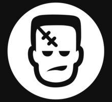 Frankenstein Halloween Ideology One Piece - Short Sleeve