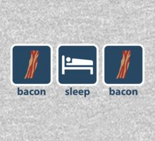 Bacon Sleep Bacon by ottou812