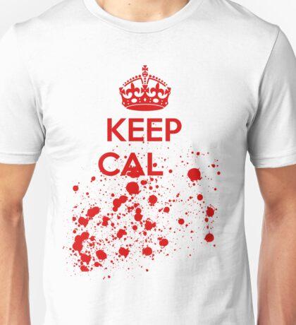 Bloody Keep Calm Unisex T-Shirt