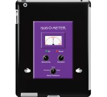Hug-O-Meter iPad Case/Skin