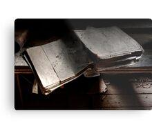 30.8.2013: X-Files Metal Print