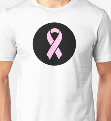 Breast Cancer Awareness Pink Unisex T-Shirt