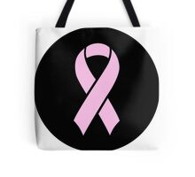 Breast Cancer Awareness Pink Tote Bag