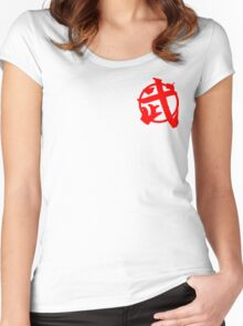 Wushu - Kungfu - Chinese Martial Arts Women's Fitted Scoop T-Shirt