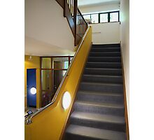 Hall, stairs and landing Photographic Print