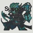 LoL Support's Shirt by tychilcote
