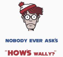 How's Wally? by Berluk