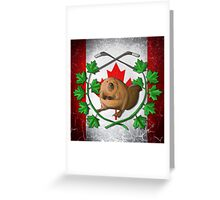 Canada Greeting Card
