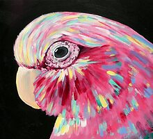 Painted Galah by Arabidopsis