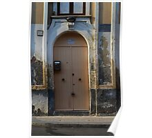 Magician's Door. Catania, Sicily 2013 Poster