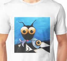 Caught a fish Unisex T-Shirt