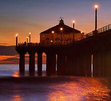 Burning Ocean by DDMITR