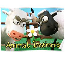 Animal Instincts - Poster Poster