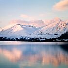 Lake Tekapo Panorama by Matthew Post