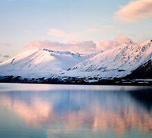 Lake Tekapo Panorama by Matthew Post