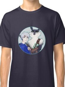 Rise of the Guardians - Jack Frost and Bunnymund the Easter Bunny Classic T-Shirt