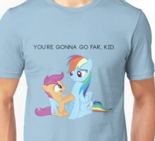 You're gonna go far, kid Unisex T-Shirt