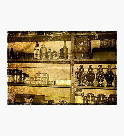 No Empty Shelves Photographic Print