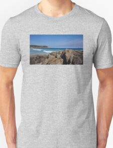 Rocks and the Ocean T-Shirt