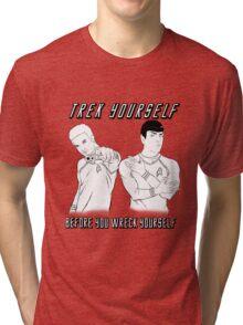 Trek Yourself Tri-blend T-Shirt