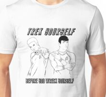 Trek Yourself Unisex T-Shirt