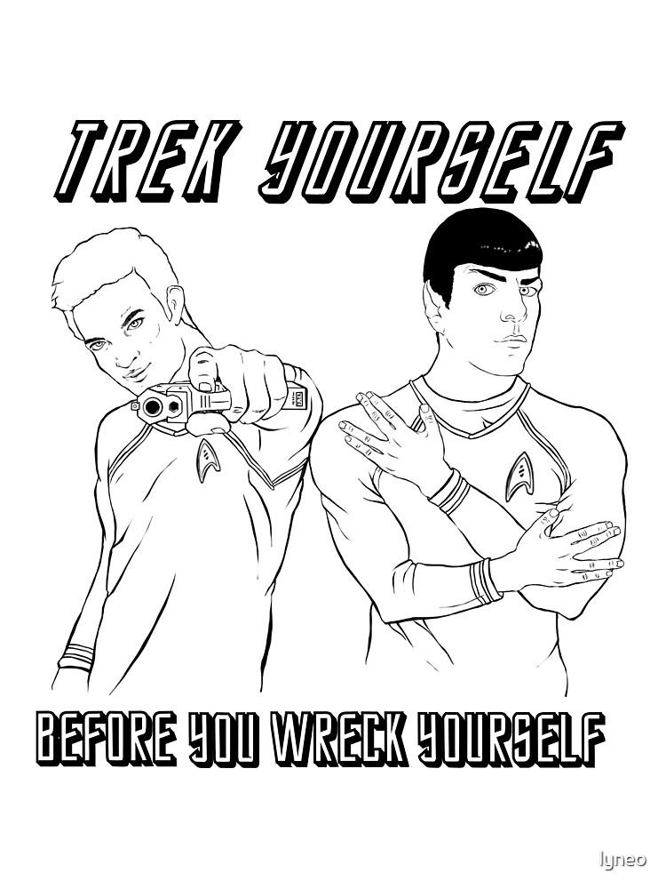 Trek Yourself by lyneo