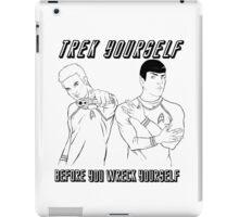 Trek Yourself iPad Case/Skin