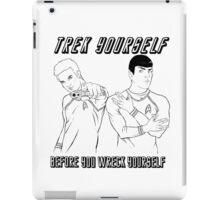 Trek Yourself iPad Case/Skin
