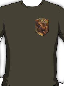 Custom Dredd Badge - (McClure) T-Shirt