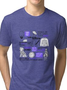 Dean-a-ling-a-ling Tri-blend T-Shirt