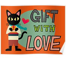 GIFT WITH LOVE Poster