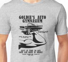 Goldie's Auto Gymnasium Unisex T-Shirt