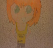 Hayley Williams Cartoon by TheMuppet525