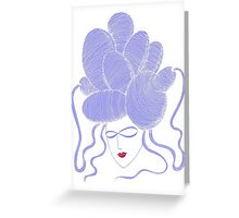 Enigma Greeting Card