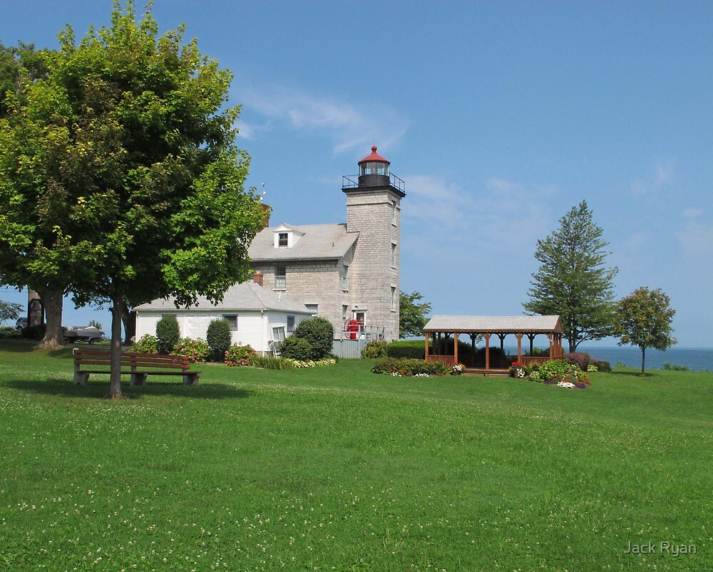 Old Sodus Point Lighthouse by Jack Ryan