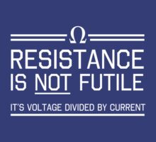 Resistance is not futile by contoured