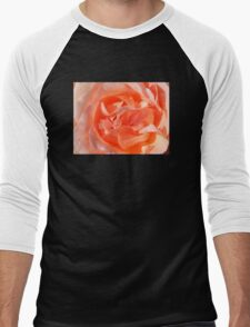 Macro Rose Men's Baseball ¾ T-Shirt