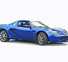 2006 Lotus Elise by DaveKoontz
