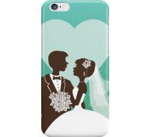 Wedding invitation design iPhone Case/Skin