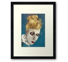 Selfish Jean Framed Print