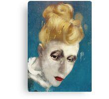 Selfish Jean Canvas Print