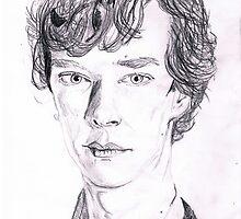 Sherlock by scruffboots