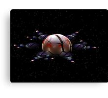 Space Station 12 Canvas Print