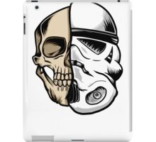 Star Wars Stormtrooper Skull Art iPad Case/Skin