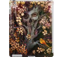 Orange Bird iPad Case/Skin