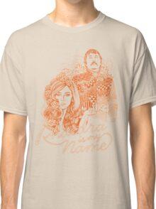 Phaedra is my Name- Burnt Orange Classic T-Shirt