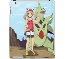 Pokemon May iPad Case/Skin