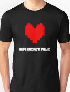 Undertale : Heart Unisex T-Shirt