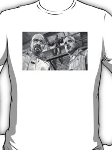 Breaking Bad - T-Shirt - Walt, Jesse, Gus. T-Shirt