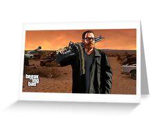Walter 52 GTA style Greeting Card